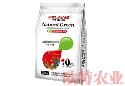 甲壳素海藻素13-6-40 +TE(10kg)