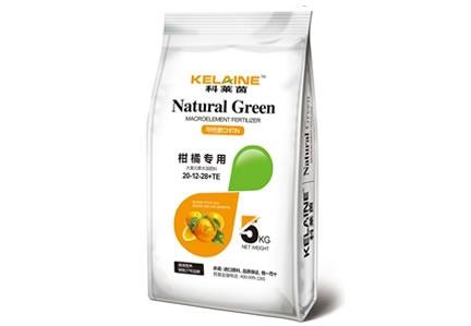 广东柑橘专用20-12-28+TE