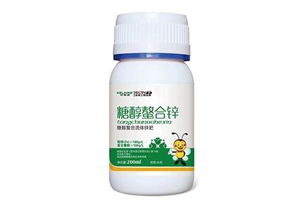 糖醇螯合锌200ml